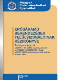 Erősáramú Berendezések Felülvizsgálóinak Kézikönyve